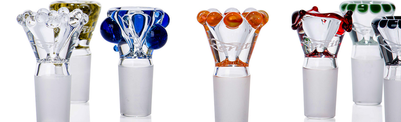 Zenit Bongs | Glass pipe Art made in Germany