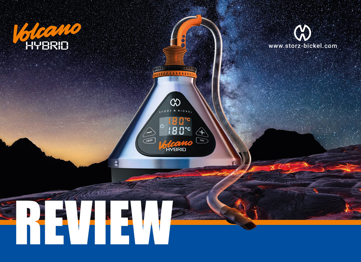 VOLCANO HYBRID REVIEW: Is the new Volcano Hybrid worth the money?