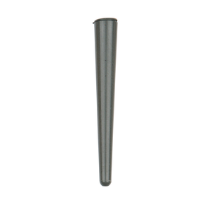 Greengo Hemp Joint Tube m. Cap, 16mm, grau