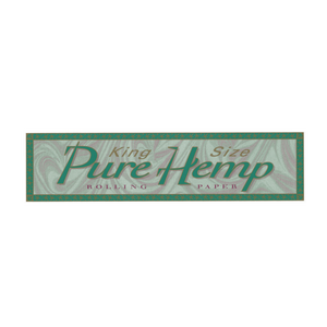 Smoking Pure Hemp | King Size