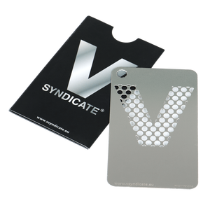 V Syndicate Grindercard | V-Syndicate