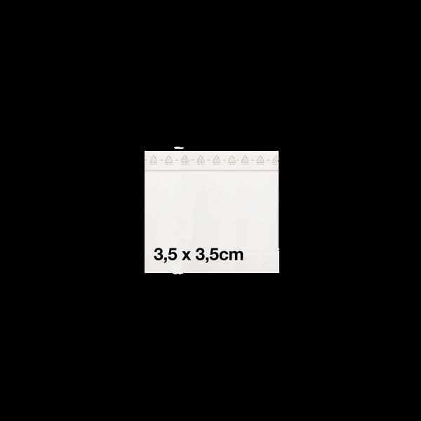Zip Bags 3 5x3 5cm 50µ 100pcs