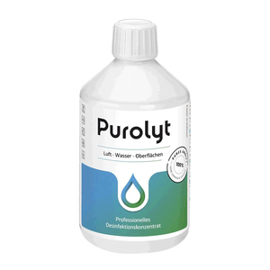 Purolyt desinfectant concentrate, 0,5l