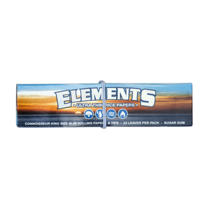 Elements Connoisseur Slim Papers + Filtertips
