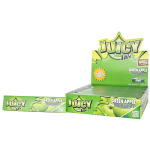 Juicy Jays | King Size | Apple | Box of 24