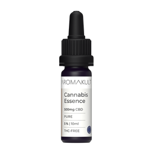 Aromakult Drops Pure 10ml / 5 % CBD