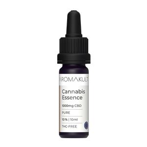 Aromakult Drops Pure 10ml / 10 % CBD