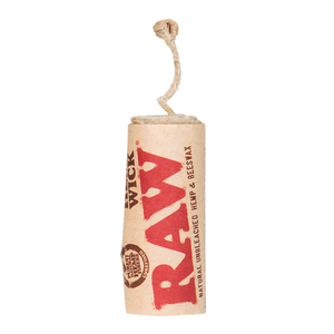 Raw Hemp Wick | 6m