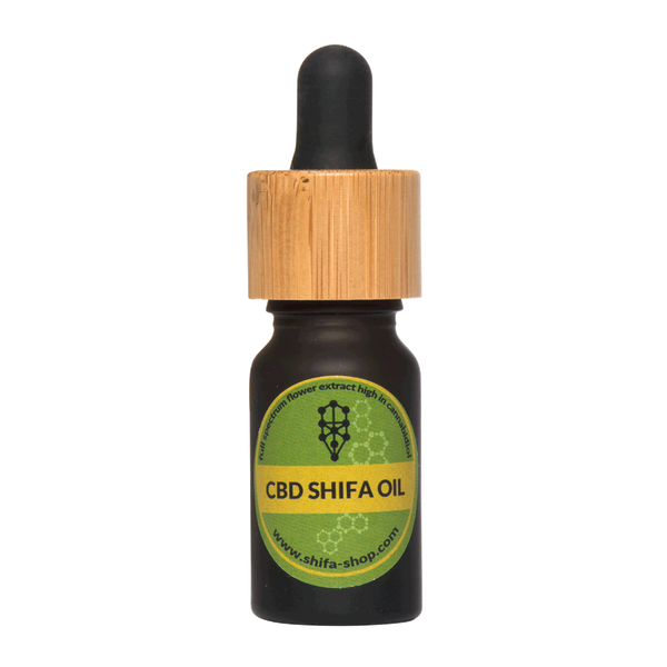 CBD Shifa Oil, 3% - 10ml