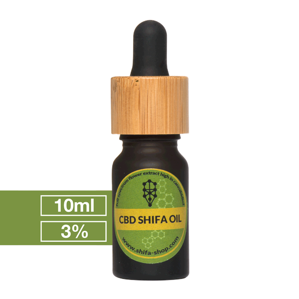 Shifa CBD Oil | 10ml | 3% CBD