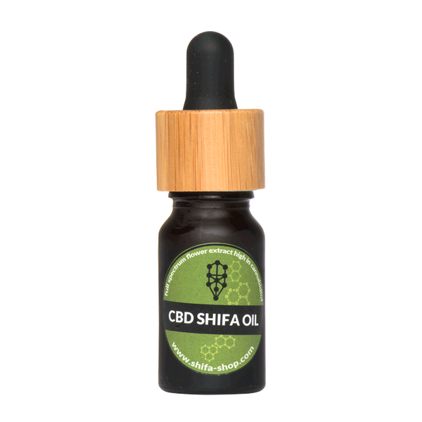 CBD Shifa Oil, 6% - 10ml