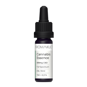 Aromakult Drops Fullspectrum 10ml / 5 % CBD
