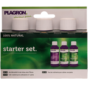 Plagron Starter Set | Natural