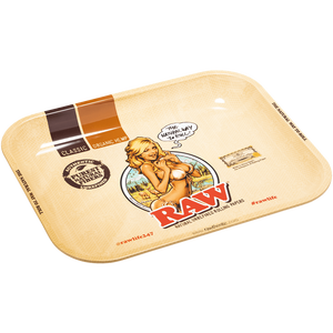 Raw Rolling Tray | Girl | M