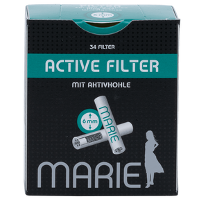 Marie Slim Carbon-Filter Pack / 34 pcs
