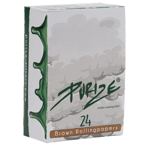 Purize Brown | Rolls | 24er Box