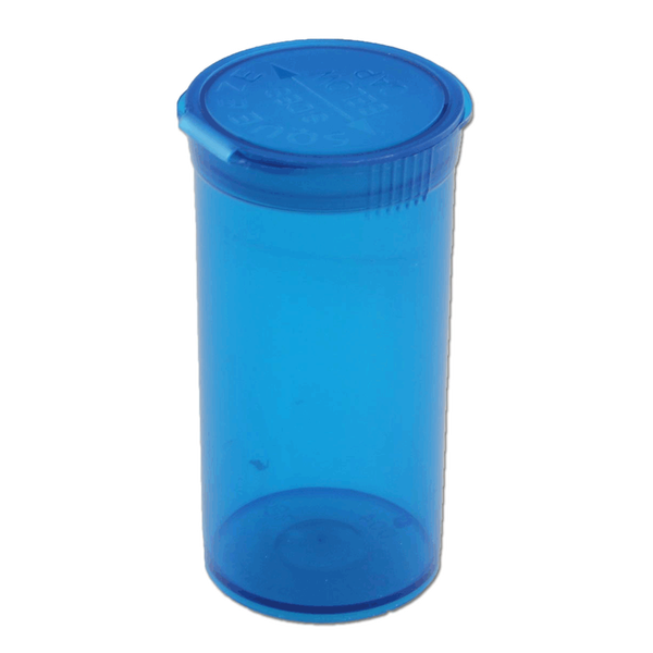 Squeeze Top PopUp Dose | Blau | 48ml