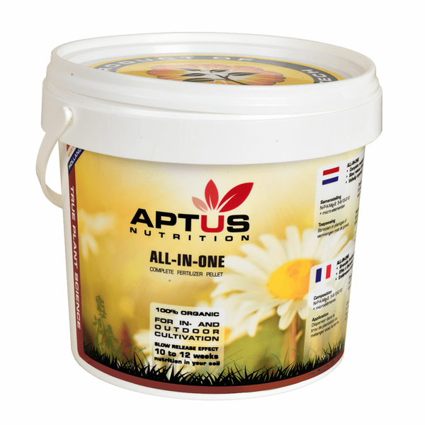 Aptus All-in-One Pellets | 1l