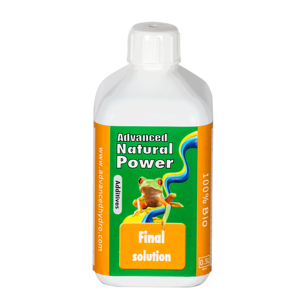 Advanced Hydro Final Solution | 0,5l