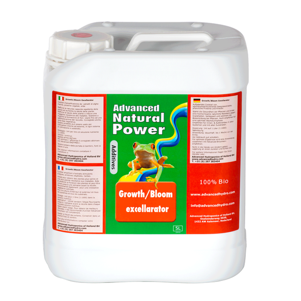 Advanced Hydro Growth + Bloom Excellerator | 5l