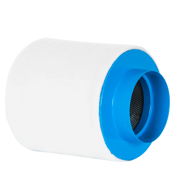 Carbon Active Filter Granulat, 200m³/h, Ø 125mm, 2,7kg