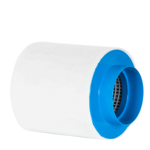Carbon Active Filter Standard | 200 m³/h | 125mm Ø | 1kg