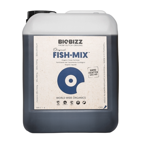 BioBizz Fish-Mix | 5l