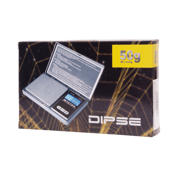 Dipse Digitalwaage Micron 50 | 50 g / 0,01 g