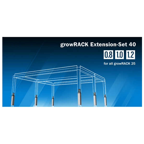 GrowRack Extension Set 40 | f. alle Modelle