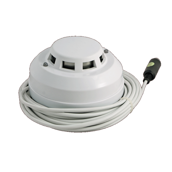 GSE Smoke detector, 6m Kabel & Connector
