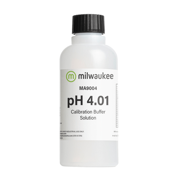 Milwaukee pH 4,01 Kalibrierlösung | 230ml