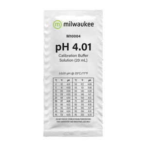 Milwaukee pH 4.01 Kalibrierlösung 20 ml