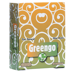 Greengo Rolls Unbleached Slim | 24er Box