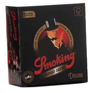 Smoking DeLuxe| King Size | Box of 50
