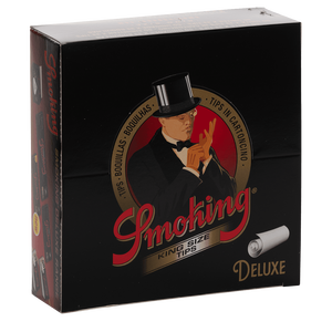 Smoking Filtertips 33 Stk (60x25mm), 50er Box