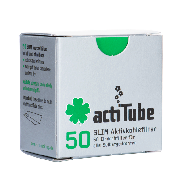 Acti Tube (Ex-Tune) SLIM Carbon-Filter Pack / 50 pcs