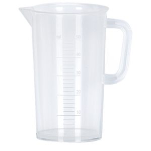 Measuring Jug | Raised Scale | 50ml | 2ml Split