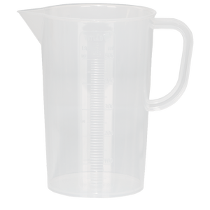 Measuring Jug | Raised Scale | 500ml | 10ml Split