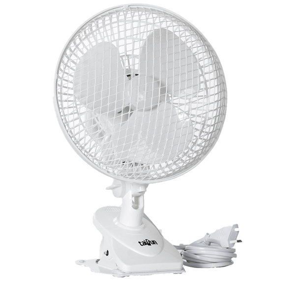 Taifun Clip- / Stand Fan 18cm, 20W, 2 steps, rotating